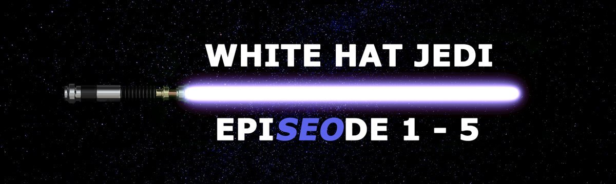 White Hat Jedi Episode 1 bis 6
